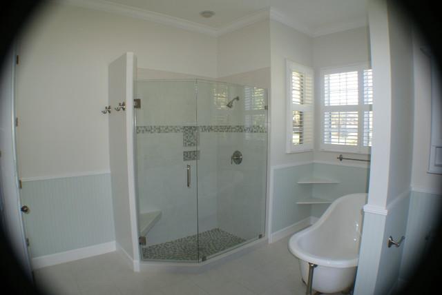 Master Bathroom Rejuvenation traditional-bathroom