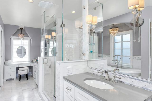 Master Bathroom Remodel - Traditional - Bathroom - Phoenix ...
