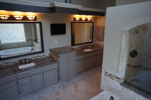 master bathroom remodel traditional bathroom omaha by bratetic