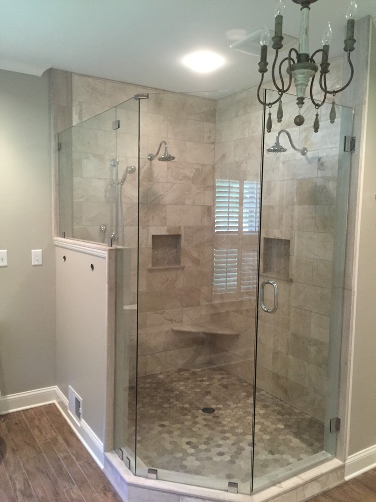 Master Bathroom Remodel - Traditional - Bathroom ...
