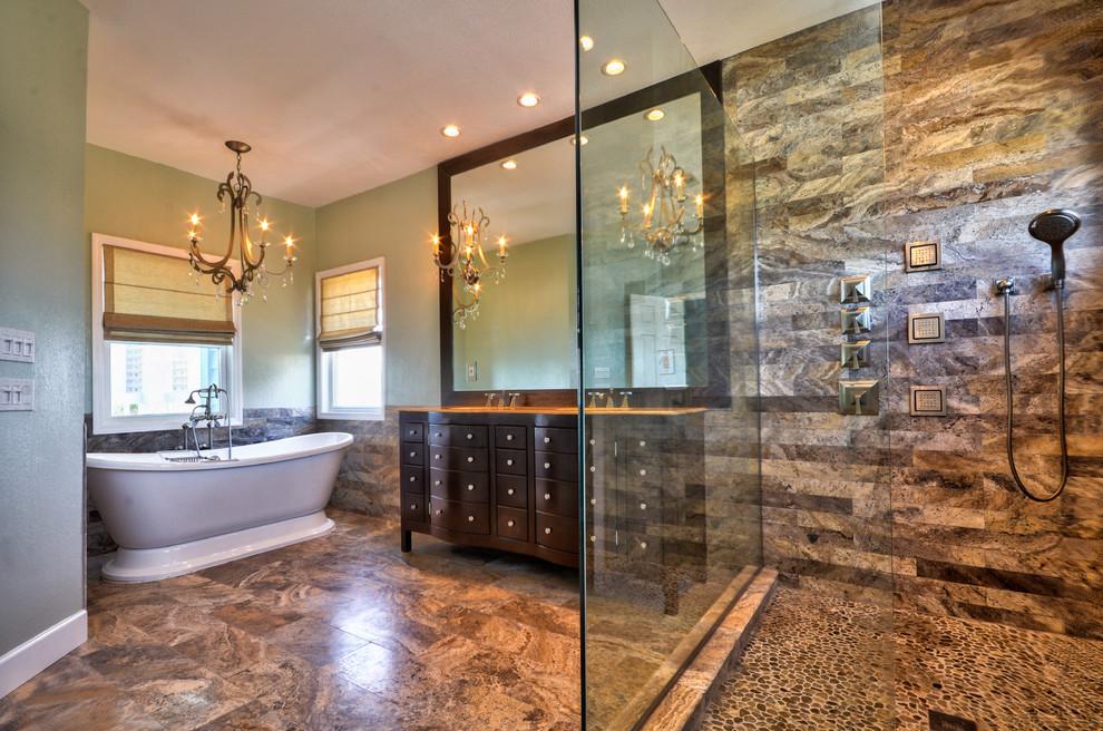 Master Bathroom Remodel - Contemporary - Bathroom - Tampa ...