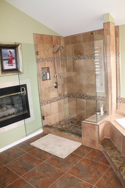 Master Bathroom Remodel Highlands Ranch Contemporary Bathroom Denver By O 39 Brien