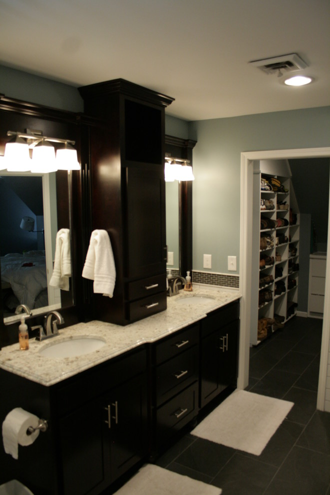 Master Bathroom Remodel - Traditional - Bathroom - Kansas ...