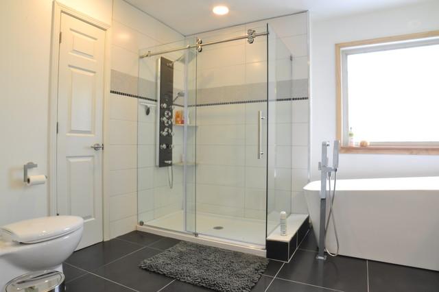 Master Bathroom Remodel Modern Bathroom Louisville