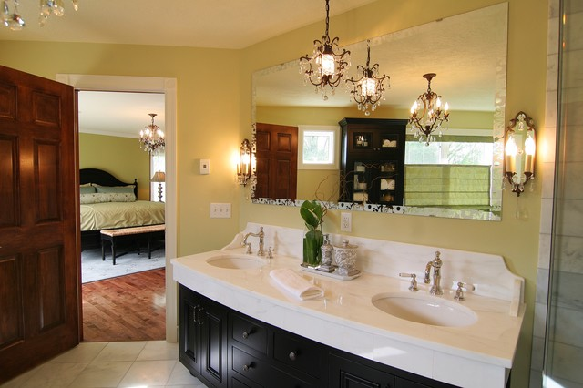 Master bathroom remodel traditional bathroom minneapolis for Bathroom remodeling minneapolis mn