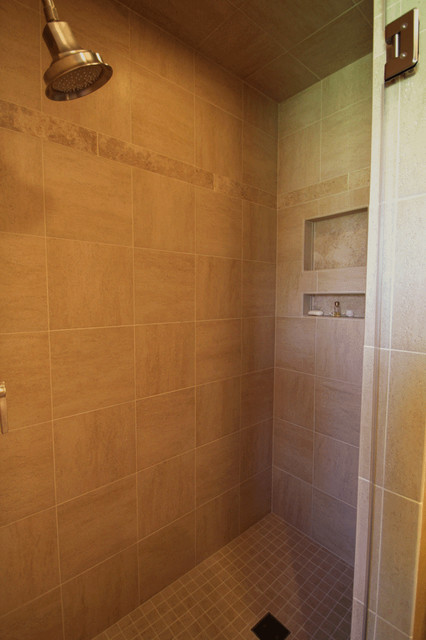 Master Bathroom Remodel In Brookfield Wi Traditional