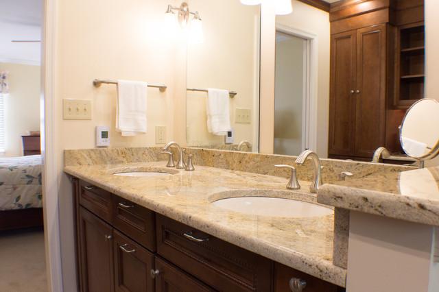Master bathroom remodel contemporary bathroom for Bath remodel baltimore