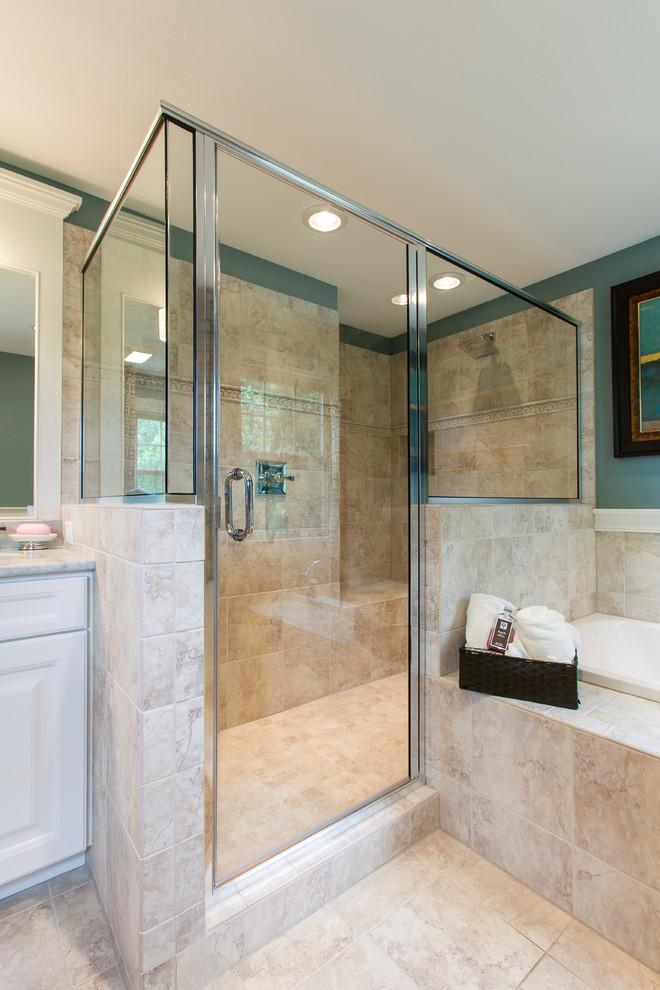 Master Bathroom Remodel - Traditional - Bathroom ...