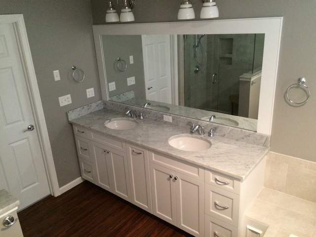 Master Bathroom Remodel Southborough Ma Traditional
