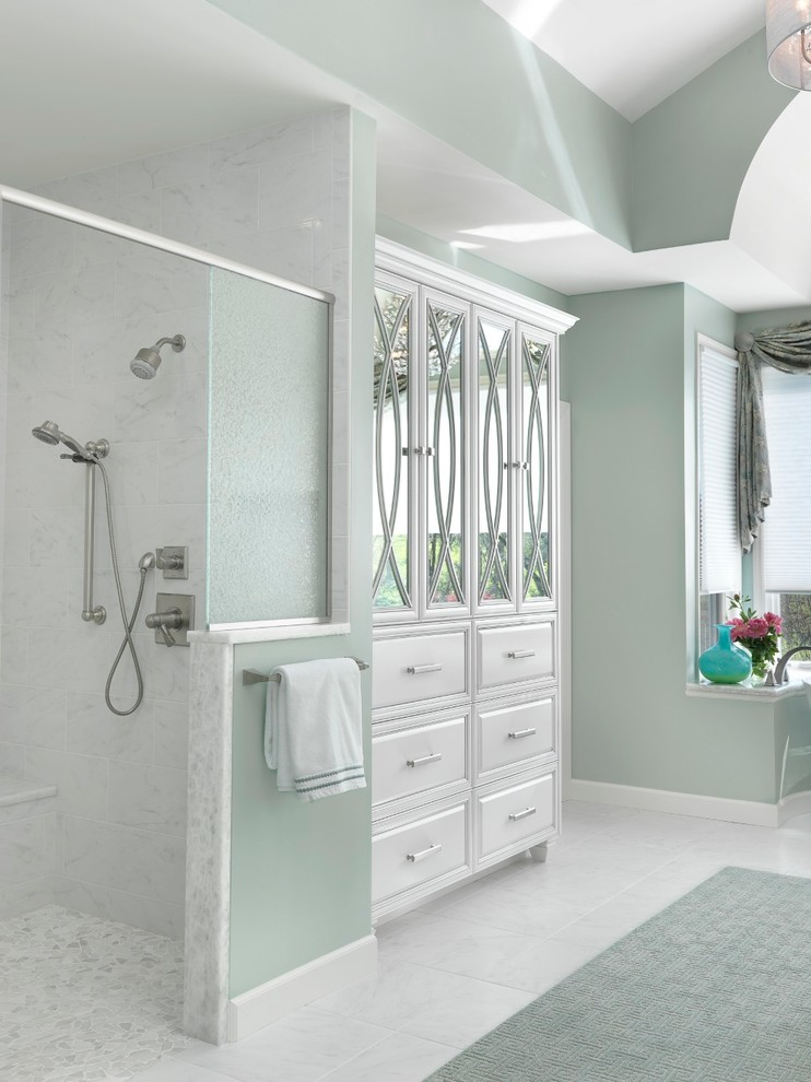 Master Bathroom remodel - Town & Country, MO - Traditional ...