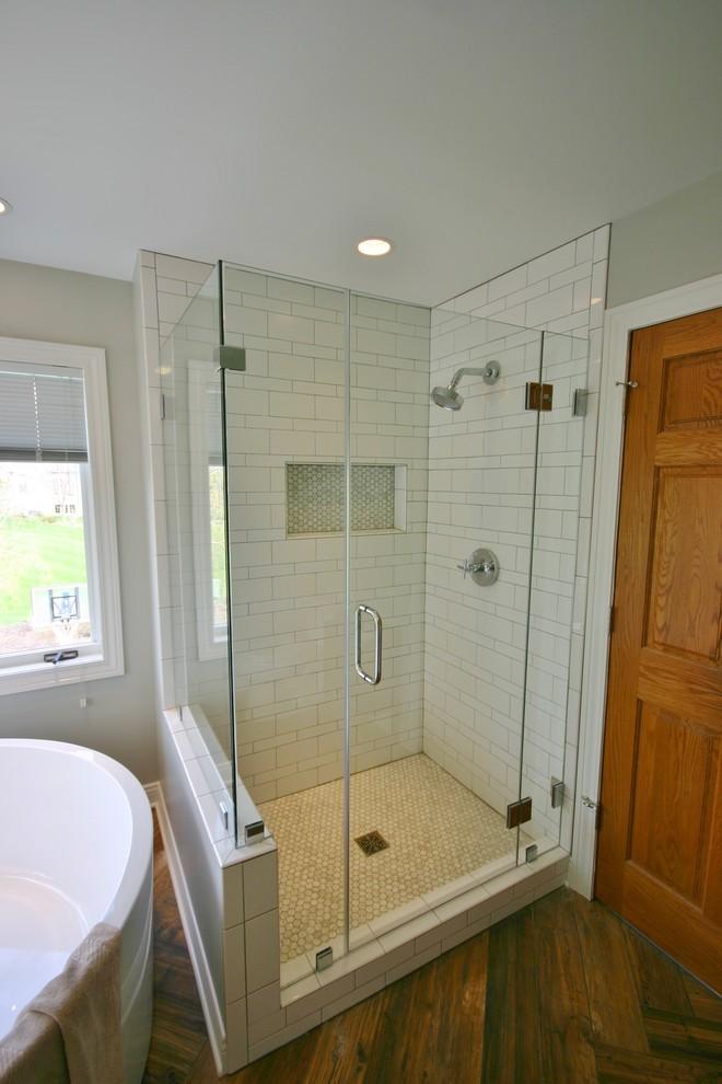 Master Bathroom Remodel - Contemporary - Bathroom ...