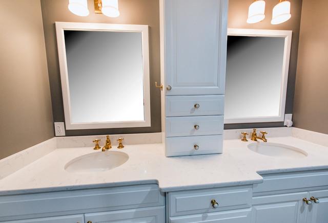 Master Bathroom Renovation Alexandria Va American Traditional Bathroom Dc Metro By