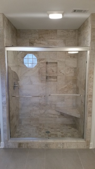 Master bathroom renovation traditional bathroom - Renovating a bathroom what to do first ...