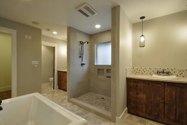 Master Bathroom Renovation traditional-bathroom
