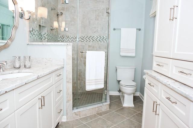 Master Bathroom Retreat traditional-bathroom