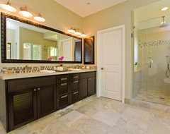 Master Bathroom Retreat contemporary bathroom