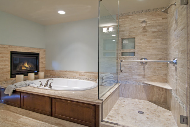Master Bathroom traditional-bathroom