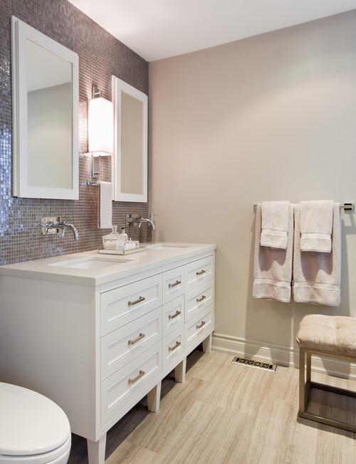 Hand Towel Floor Stand