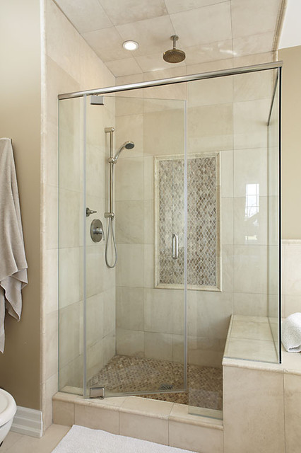 Master Bathroom Shower - contemporary - bathroom - toronto - by K ...