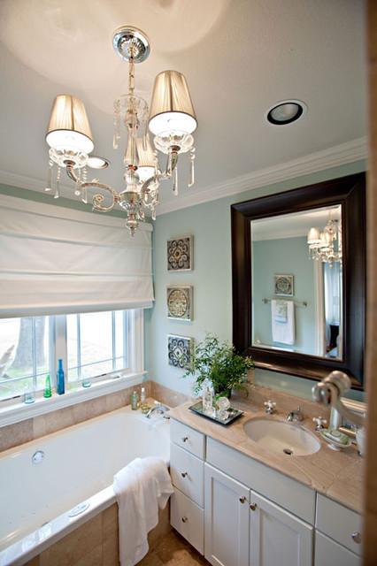 Master Bathroom Spa Retreat eclectic-bathroom