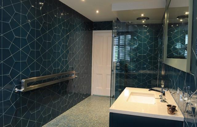 Master bathroom suite contemporary bathroom other for Bathroom design yorkshire