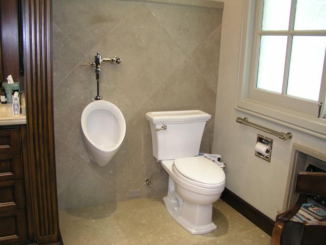 Master Bathroom Suites Traditional