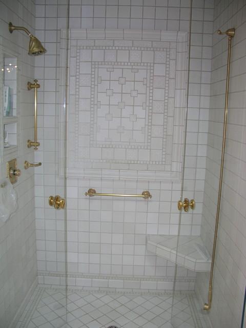 Master Bathroom Suites traditional-bathroom