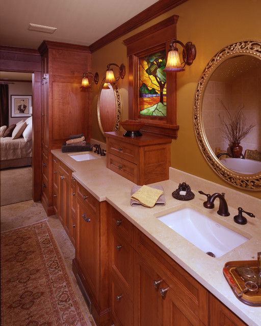 Master Bathroom traditional bathroom