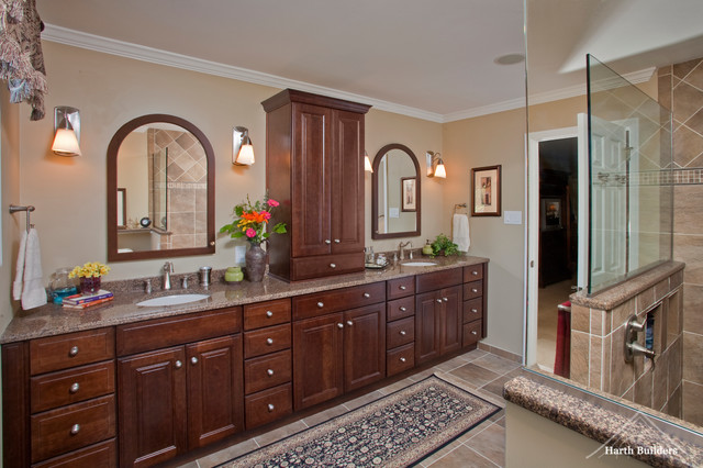 master bathroom vanity traditional bathroom philadelphia by