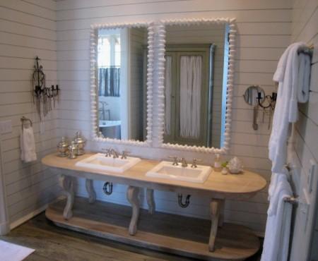 master bathroom vanity - eclectic - bathroom - birmingham