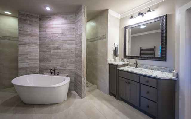 Master Bathroom Walk Through Shower, Pictures Of Master Bathrooms With Walk In Showers
