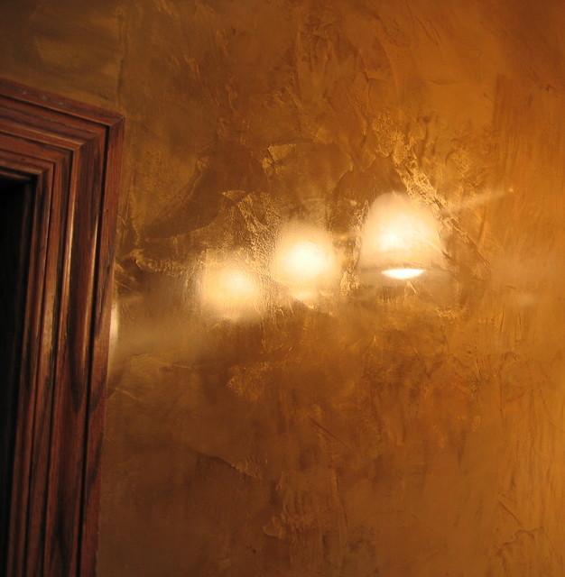 Master Bathroom Wall Italian Venetian Plaster Bella