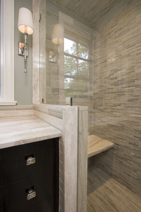 Clawson Projects contemporary bathroom