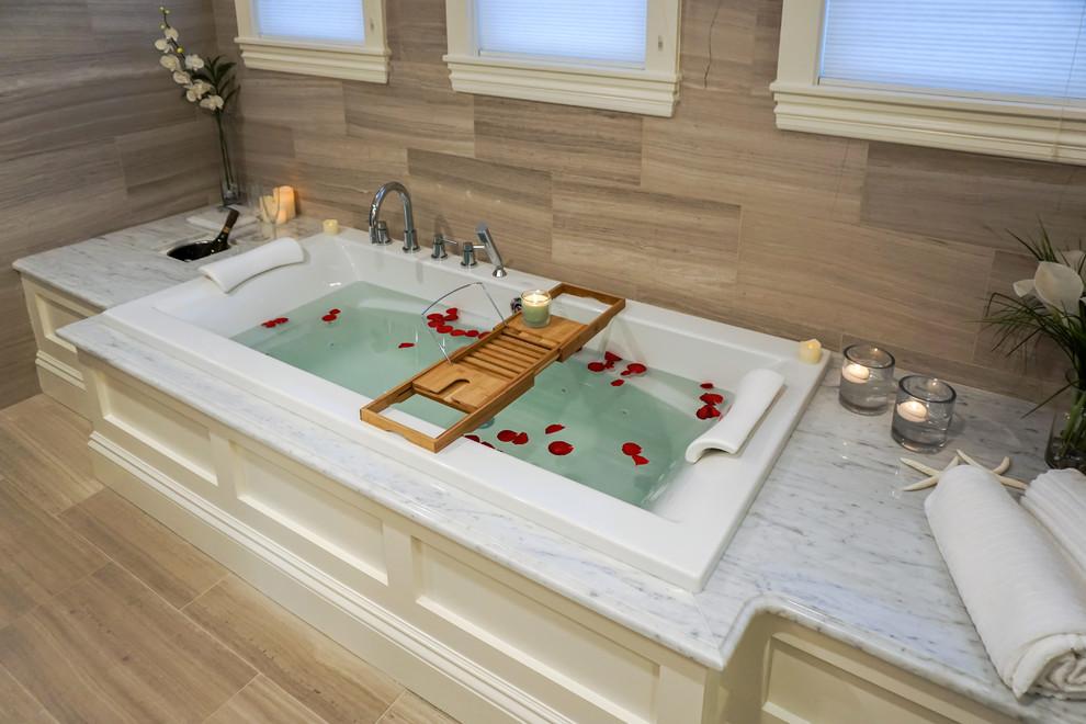 Fixture Upgrade Options for a Spa-Like Bathroom