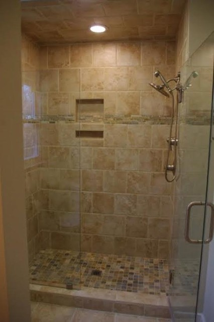 Master Bathroom With Walk In Shower Traditional Bathroom Other Metro By Homelink
