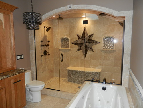What Tile Did You Use On The Shower Walls? Love It.