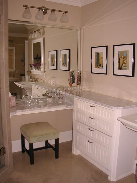 Master Baths traditional-bathroom