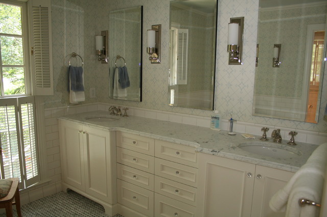 Master Baths traditional bathroom