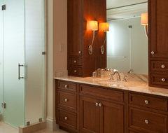 Master Baths - The Art of Living! contemporary-bathroom