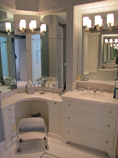 Master Baths - The Art of Living! traditional-bathroom