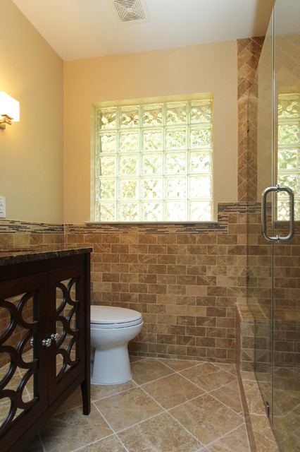 Master Bed and Bath traditional-bathroom