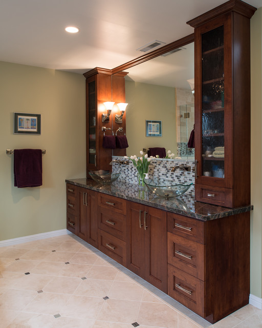 master bathroom cabinets master bed amp bath traditional bathroom san francisco 13597