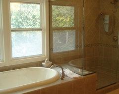 Master Bedroom Addition traditional-bathroom