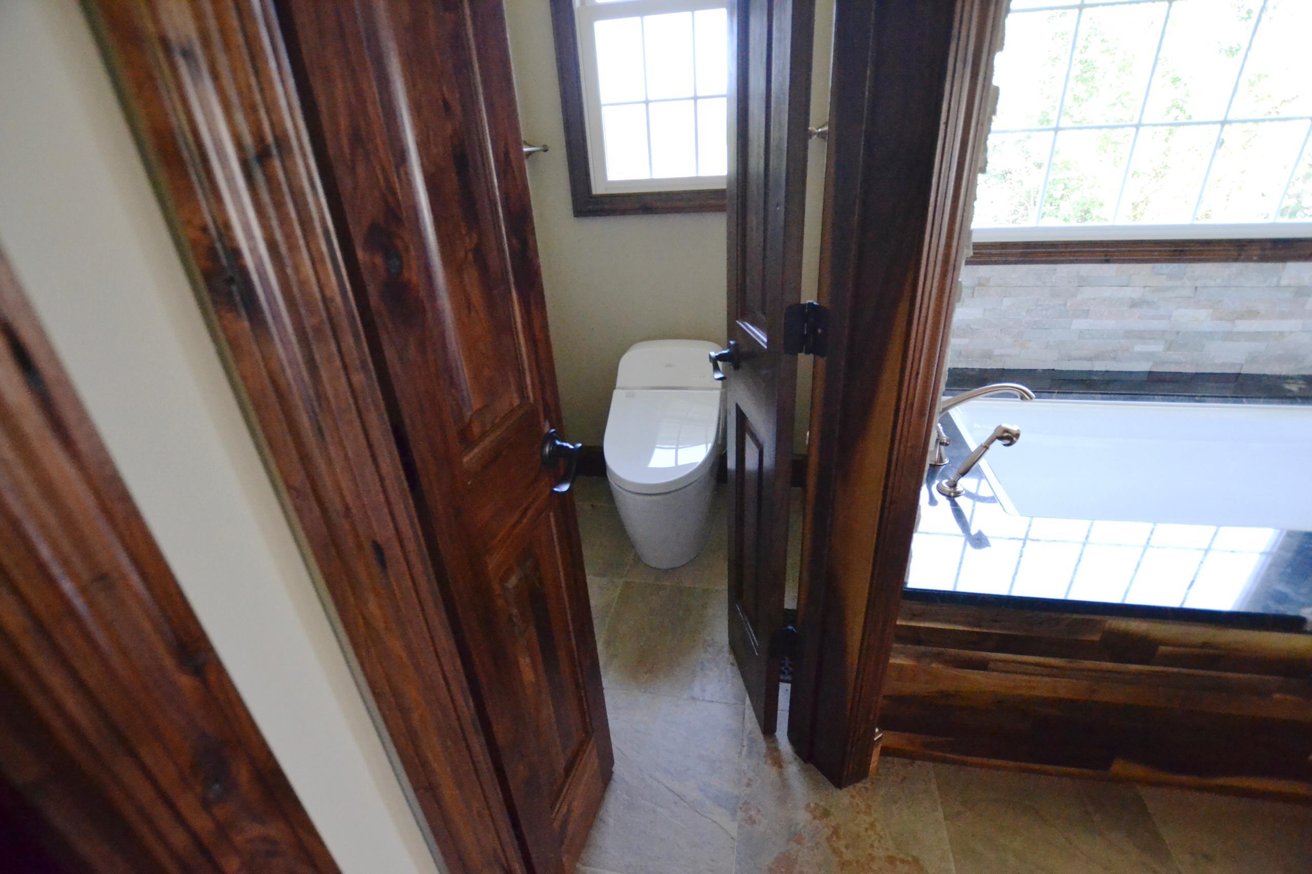 Master Bedroom, Bathroom & Powder Room