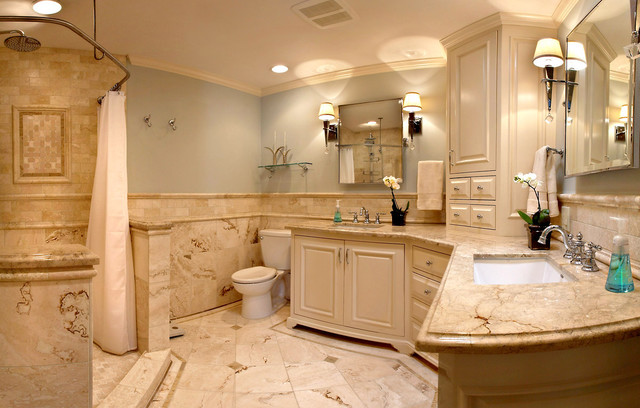 Master Bedroom Suite Remodel - Traditional - Bathroom ...