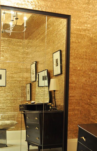 Master dressing room kriste michelini interiors modern for Bathroom dressing ideas