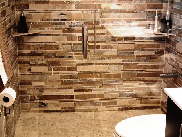 MASTER ENSUITE BATHROOM DESIGN & RENOVATION contemporary-bathroom
