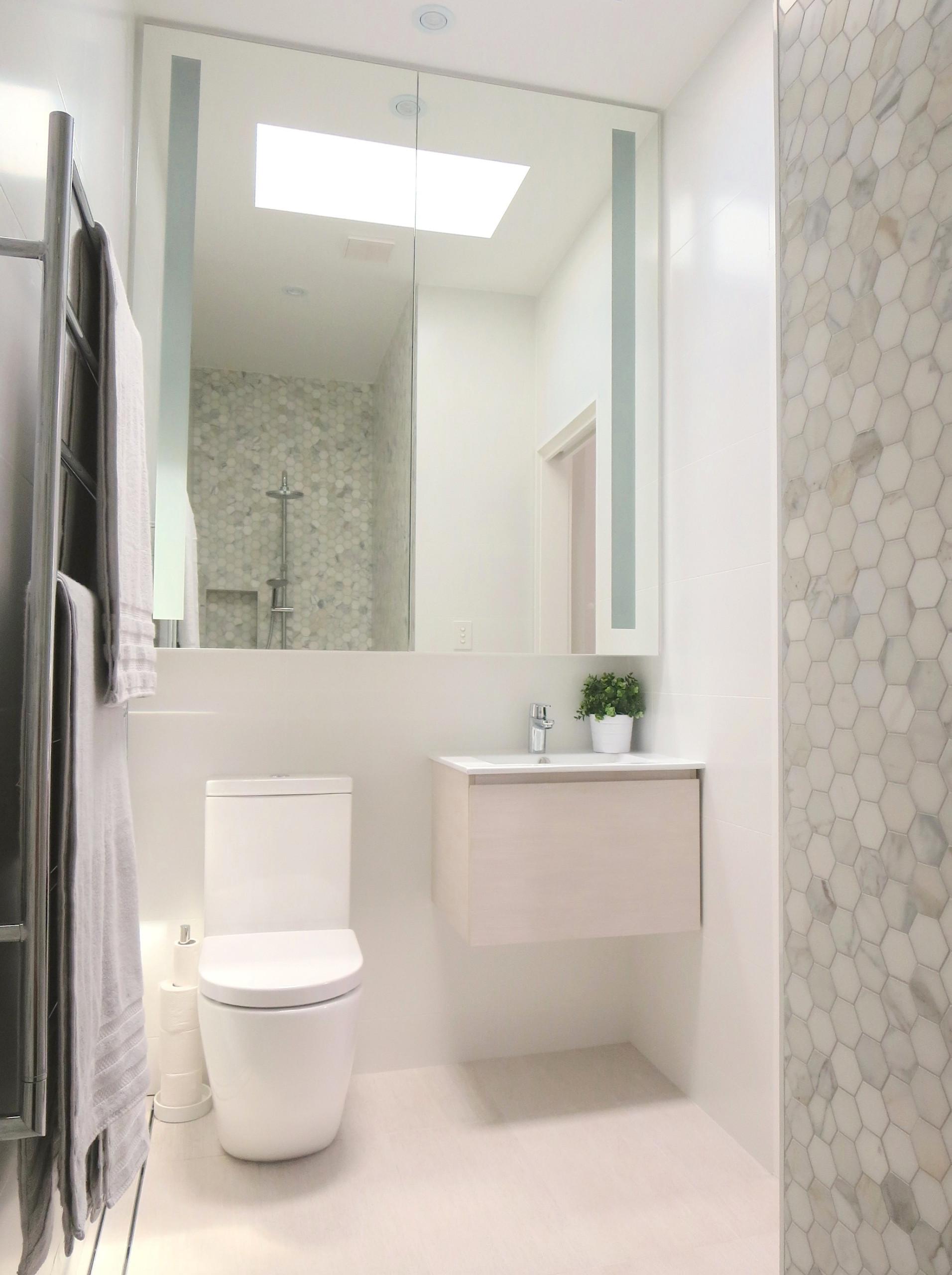 Master Ensuite Bathroom - North Shore, Sydney