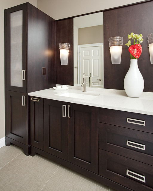 Master Modern Remodel modern-bathroom