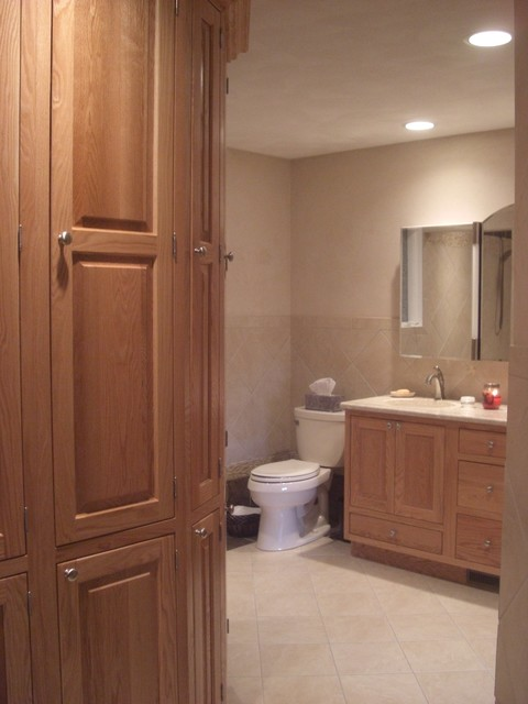 Master Retreat Traditional Bathroom Chicago By